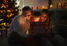 Тайна рождества стоковые изображения