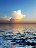 тайна cloudscape стоковое фото rf