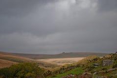 Тайна Dartmoor стоковые изображения rf