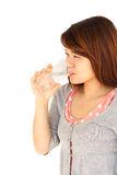 Тайская дама питьевая вода Стоковые Изображения