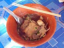 Тайская лапша Стоковые Изображения