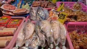 Тайская бакалея стоковое изображение