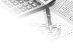 Тайская банковская книжка на предъявителя банкноты и сберегательного счета Стоковое Изображение