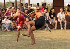 Тайская выставка бокса Стоковое Фото
