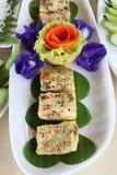Тайская еда, Rhoom или Latiang Стоковое Фото