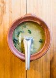 Тайская еда, карри Стоковые Фотографии RF