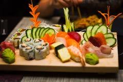 Тайская еда Стоковая Фотография
