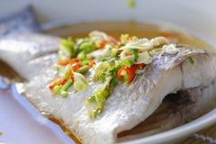 Тайская еда Стоковое Фото