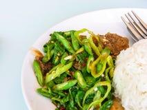 Тайская еда Стоковое Изображение RF