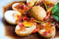 Тайская еда Akelokeki стоковая фотография rf