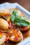 Тайская еда Akelokeki стоковые изображения rf
