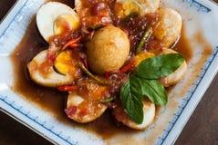 Тайская еда Akelokeki стоковое изображение