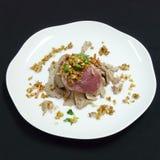 Тайская еда, tium kra tod nuer Стоковые Фотографии RF