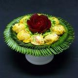 Тайская закуска, rhoom Стоковые Фотографии RF