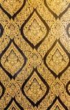 Тайская картина ангела искусства Стоковое фото RF