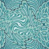 Тайская картина искусства типа Стоковые Изображения