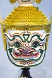 Тайская классическая маска Стоковое фото RF