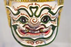 Тайская классическая маска Стоковое Изображение RF