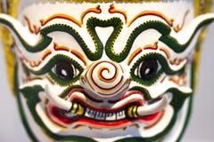 Тайская классическая маска Стоковое Изображение