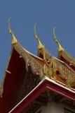 Тайская крыша виска Стоковые Изображения