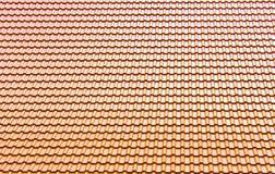Тайская крыша стиля для дома Стоковые Изображения RF