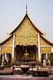 Тайская крыша церков виска Стоковое Фото
