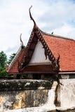 Тайская крыша церков виска Стоковая Фотография RF