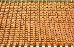 Тайская крыша церков Стоковое Изображение RF