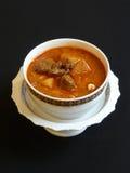 Тайская кухня, карри masaman Стоковые Фото