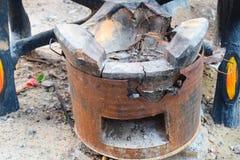 Тайская кухня плиты Стоковое Фото
