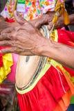 Тайская музыка Стоковые Фото