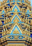 Тайская настенная роспись Стоковые Фото