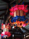 Тайская северная лампа Стоковое фото RF