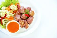 Тайская северная еда Стоковая Фотография