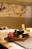 Тайская серия массажа Стоковое Изображение RF
