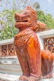 Тайская скульптура Стоковое фото RF