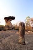 Тайская старая башня Стоковая Фотография RF