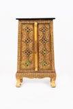 Тайская старая коробка design.cabinate Стоковые Фото