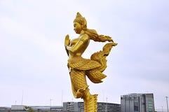 Тайская статуя типа Стоковое фото RF