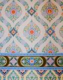 Тайская стена виска Стоковое Изображение RF