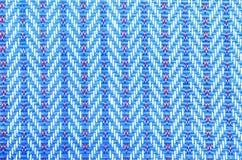 Тайская текстура циновки Стоковая Фотография