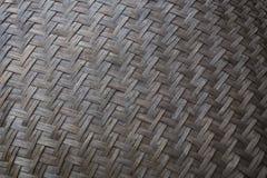Тайская текстура basketwork стоковые фото