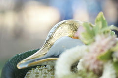 Тайская тема свадьбы стоковое изображение