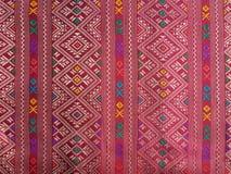 Тайская ткань Стоковая Фотография