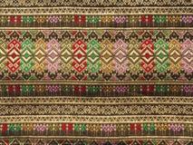 Тайская ткань Стоковая Фотография RF