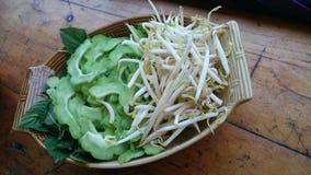 Тайская трава для лапши супа Таиланда Стоковая Фотография