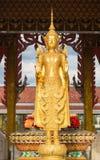 Тайская традиционная статуя ангела, висок в Таиланде Стоковые Изображения RF
