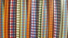 Тайская традиционная ткань Стоковые Фото