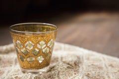 Тайская чашка картины Стоковое Фото
