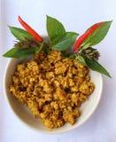 Тайская южная еда стоковое изображение